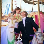 wedding foto lunapark